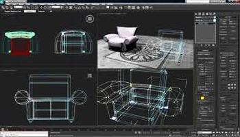 طراحی مبلمان با 3dmax
