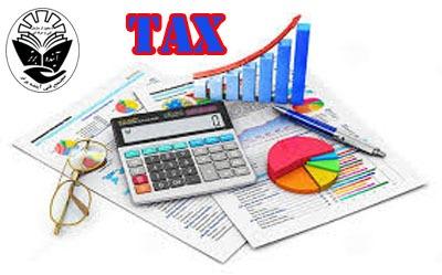 حسابداری مالیات